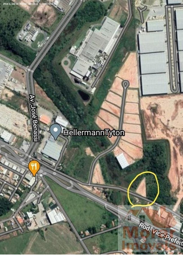 Lote Para Venda Em Jundiaí, Loteamento Parque Industrial - A1809_2-1166873