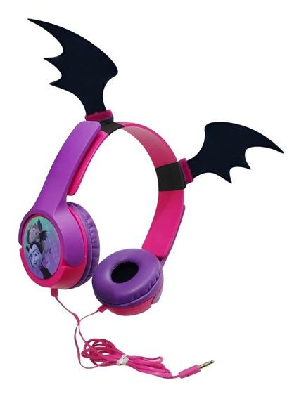 Auriculares Espantaculares Vampirina De Disney