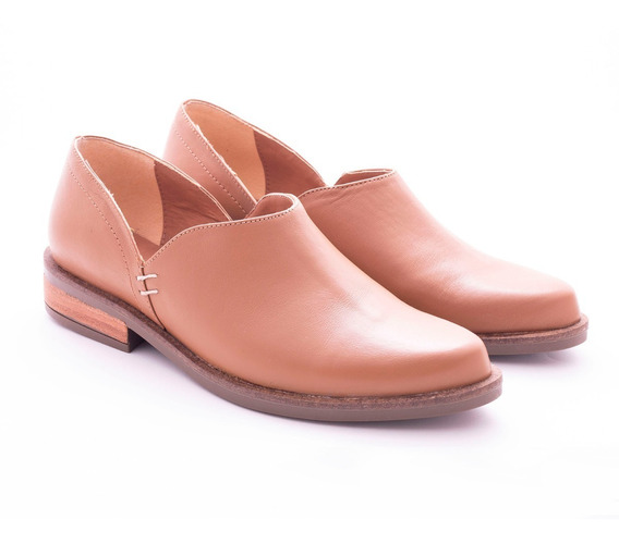 Mocasines Mujer Blossom Liotta Zapatos Cuero Vacuno
