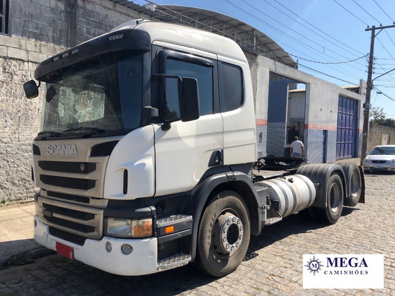Scania P360 Cavalo Truck - C/ Ar