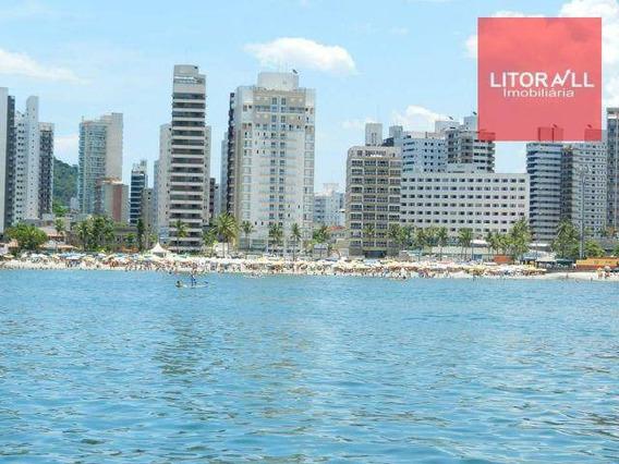 Apartamento Residencial À Venda, Vila Luis Antônio, Guarujá. - Ap0147