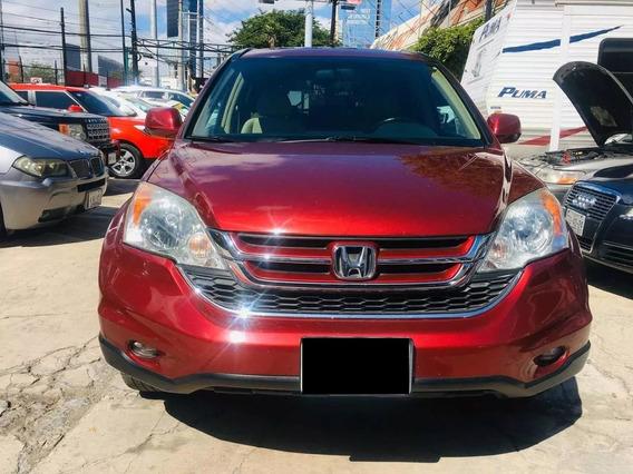 Honda Cr-v 2010 Exl