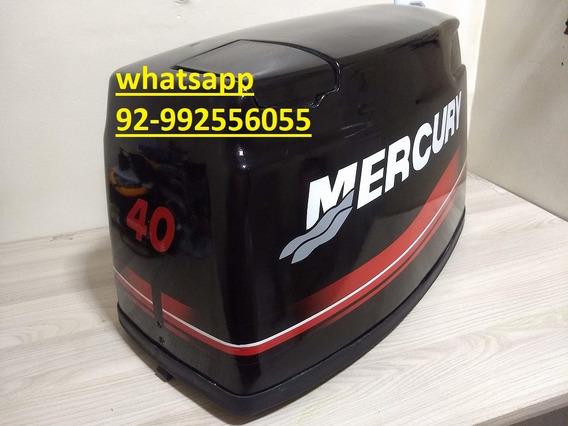 Capo Para Motor De Popa Mercury 40 Hp 2t Japones