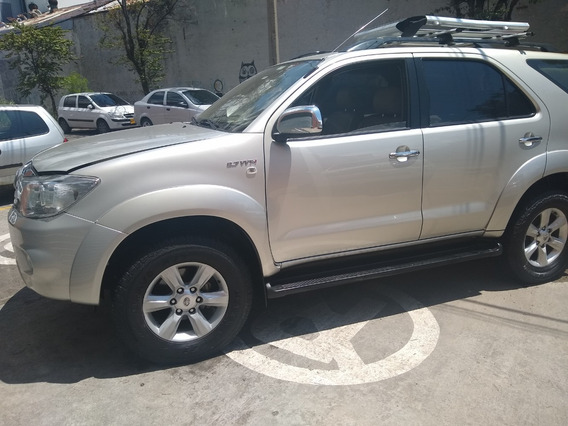 Toyota Fortuner 2.7l At 4x4 Modelo 2012
