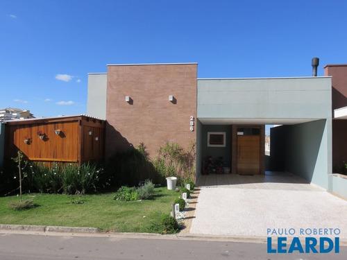 Casa Em Condomínio - Loteamento Itatiba Country Club - Sp - 636616