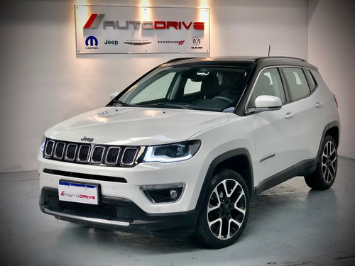 Jeep Compass Limited Plus At9° 4x4 2018