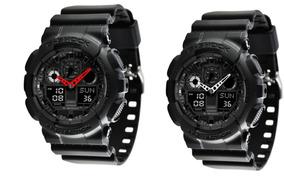 Relógio Masculino G-shock Preto Prova D