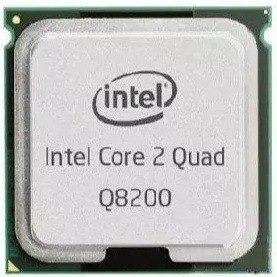 Processador - Core 2 Quad - 2.3 Ghz - Socket 775 - Q8200