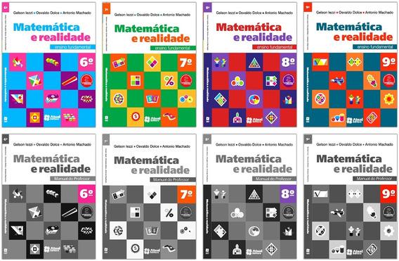 Matemática E Realidade - Ensino Fundamental 6,7,8,9° Ano