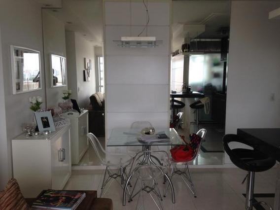 Apartamento Em Ipiranga, São Paulo/sp De 63m² 2 Quartos À Venda Por R$ 540.000,00 - Ap219004
