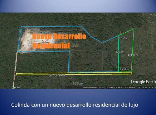 Imagen 1 de 6 de Terreno - Pueblo Conkal 2.6 Hectáreas