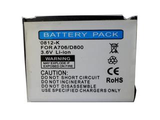 Bateria Para Samsung Sgh-a706 D800 1000mah (2008) Uz4572