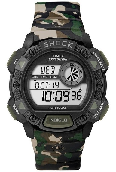 Relógio Timex - Expedition Shock - T49976ww/tn