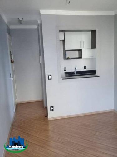 Apartamento À Venda, 45 M² Por R$ 240.000,00 - Ponte Grande - Guarulhos/sp - Ap1321