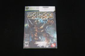 Jogo Xbox 360 - Bioshock (201501231153)