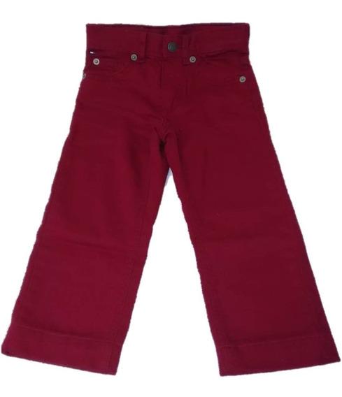 Tommy Hilfiger Calça Infantil Tamanho 3 Anos