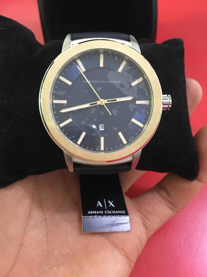 Reloj Armani Exchange Original Un Uso