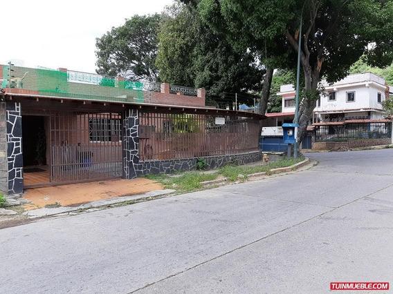 Venta De Casa En Caracas Urb Vista Alegre El Paraiso Rz