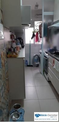 Apto 61m² Cond.shopclub Ao Lado Shopping Internacional - Apartamento A Venda No Bairro Vila Endres - Guarulhos, Sp - Sc00189