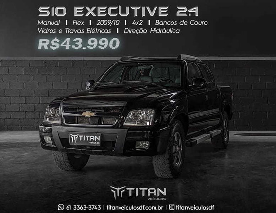 Chevrolet S-10 Executive (c.dup) 4x2 2.4 8v Flex