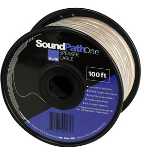 Svs Soundpath One 100 Ft Spool 100 Spool Soundpath One