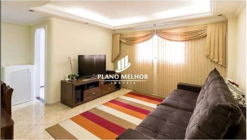 Imagem 1 de 28 de Apartamento Em Condomínio Padrão Para Venda No Bairro Macedo, 2 Dorm(01 Suíte), 1 Vaga, 74 M² - Referência - Ap1447 - Ap1447