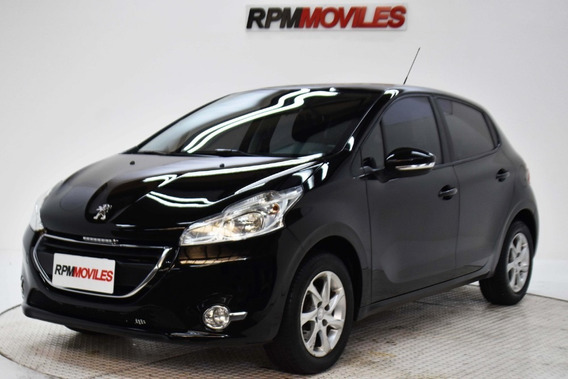 Peugeot 208 Allure Touchscreen 1.5 2014 Rpm Moviles