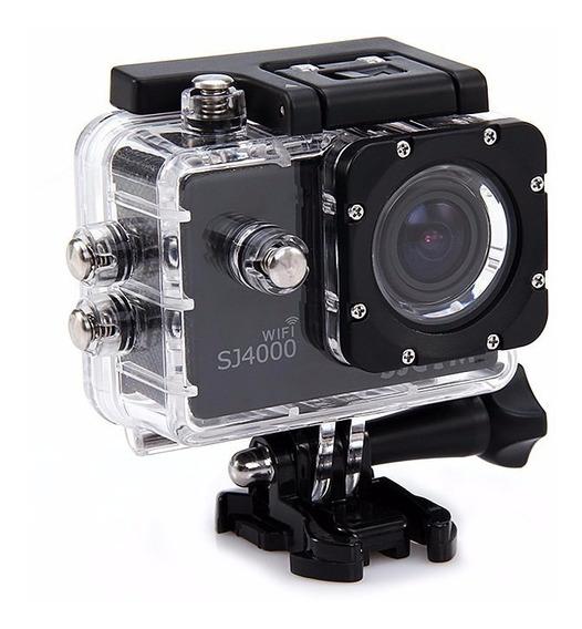 Filmadora Sjcam Sj4000 C/wi-fi Full Hd Sj - 4000