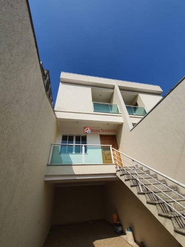Sobrado Com 2 Dormitórios À Venda, 120 M² Por R$ 615.000 - Penha De França - São Paulo/sp - So2899