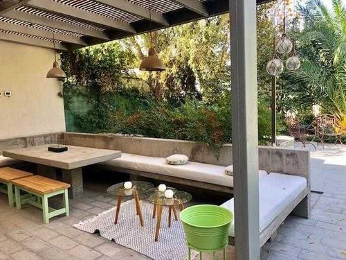 Baja De Precio, Preciosa Casa En Condominio, Lo Barnechea