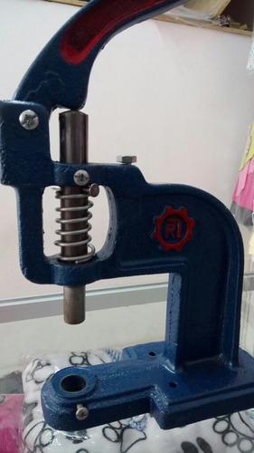 Maquina Remachadora Para Broches Ojales A Presion
