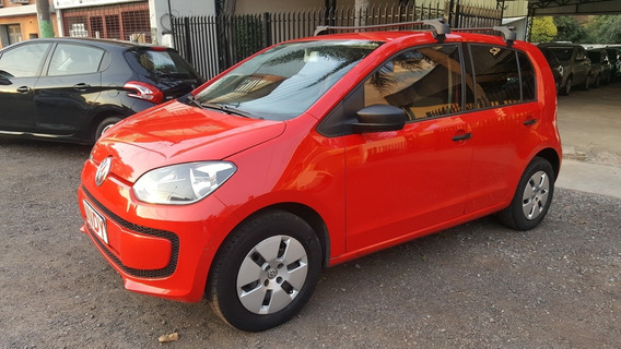 Volkswagen Up! 2016 1.0 Take Up! Aa 75cv 5 P 44520482