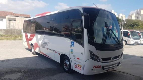 Micro Neobus Pluss Volks Executivo Único Dono Só Turismo
