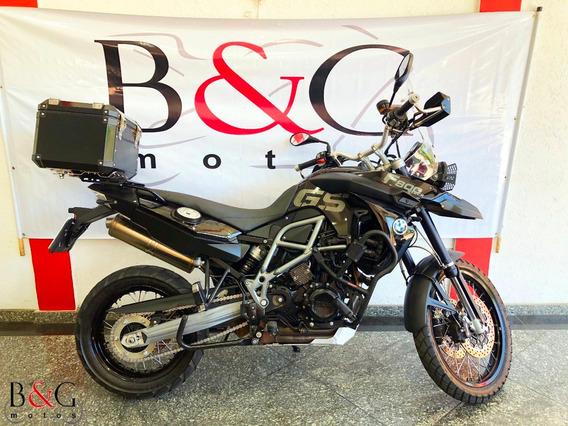 Bmw F 800 Gs Triple Black - 2013