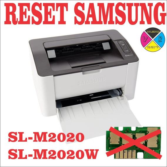 Reset Samsung M2020 E M2020w Trabalhar Sem Chip