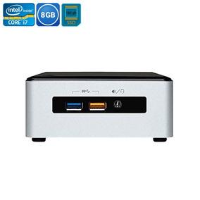 Mini Pc Nuc Core I7-5557u 8gb + Ssd 180 Gb