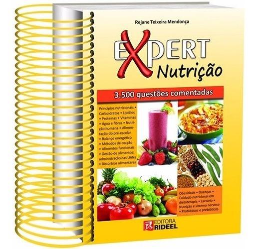 Expert Nutrição 3500 Questões Comentadas