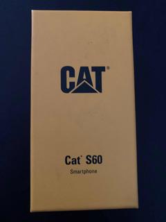 Vendo Celular Cats60 64 G