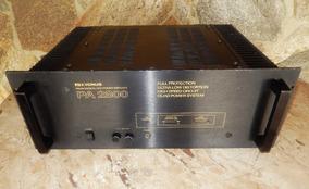 Amplificador Potencia Cygnus Pa 2800
