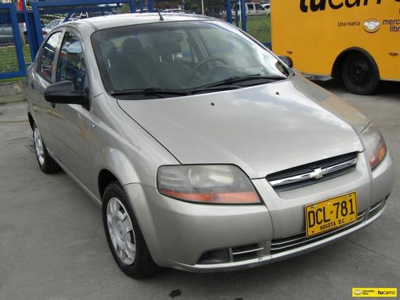 Chevrolet Aveo Ls Mt 1.6