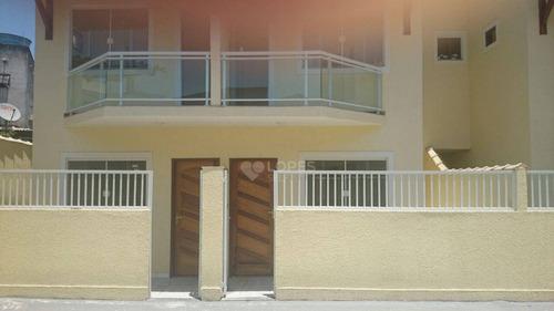 Imagem 1 de 5 de Casa Com 2 Dormitórios À Venda, 65 M² Por R$ 190.000,00 - Boa Vista - São Gonçalo/rj - Ca20491