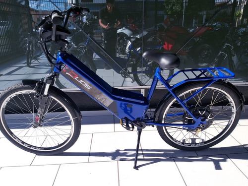 Bicicleta Elétrica Confort -800w 48v 15ah -duos Bike.
