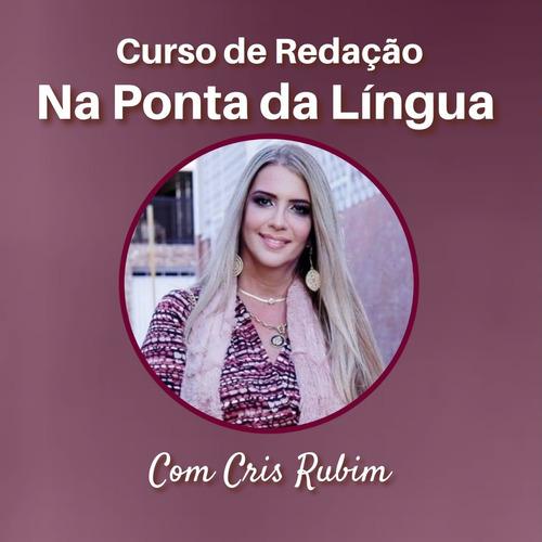 Imagem 1 de 5 de Curso De Redação Na Ponta Da Língua