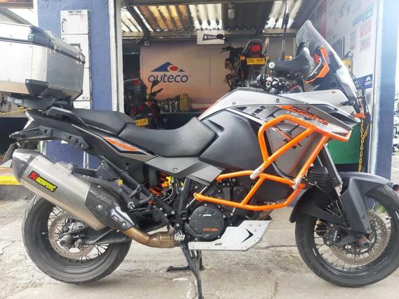 Moto Ktm 1190 Adventure Abs 2015