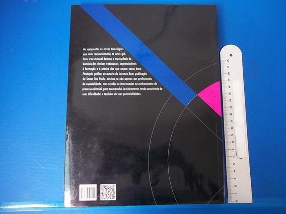 Livro Produção Gráfica Lorenzo Baer 6ª Edição