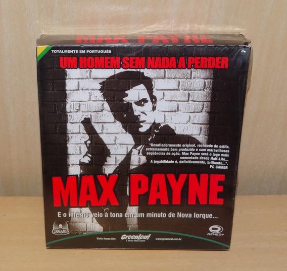 Max Payne 1 - Lacrado - Pc