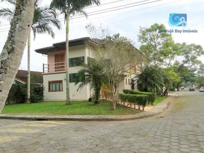Casa À Venda - Condomínio Jardim Albamar - Praia De Pernambuco - Guarujá - Ca1711