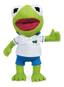 Disney Jr Muppet Babies Pelúcia Kermit 30cms Disney Store