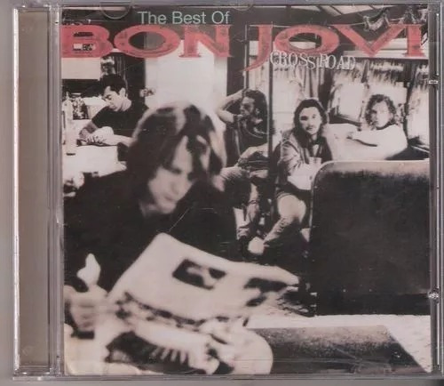 Bon Jovi, The Best Of Cross Road - Cd