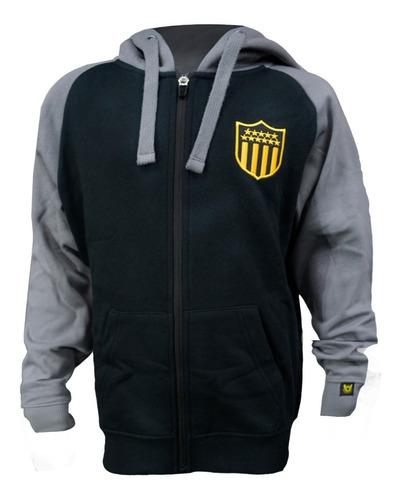 Campera De Algodón Hombres Club Atlético Peñarol